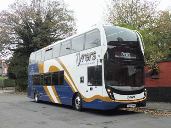 Tyrers coach