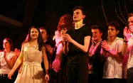 A strong cast showed maturity beyond their years in this stunning adaptation of Romeo and Juliet